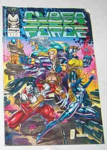 ciberforce 1 ed de colecionador