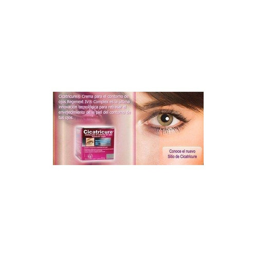 cicatricure contorno de ojos - lo mejor en anti edad!!