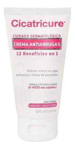 Cicatricure Crema Antiarrugas 12 En 1 Rostro Cuello Y..