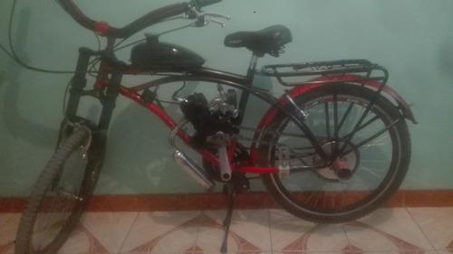cicla con motor 80 cc