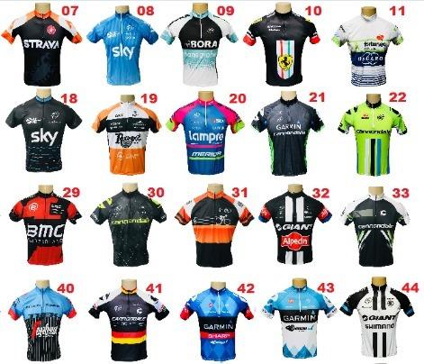 ciclismo camisas camisa · kit camisa de ciclismo mtb (2 camisas + frete  grátis + 12x) 4d73cfffa191a