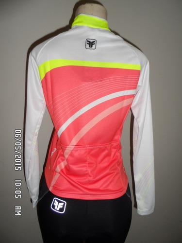 ciclismo freeforce camisa