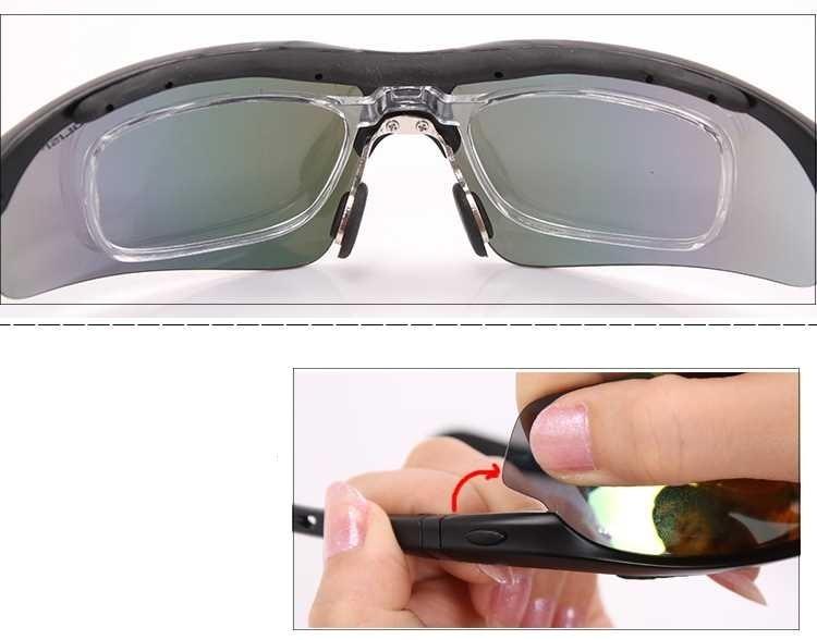 cdf3713a2d9f5 óculos esportivo ciclismo mtb speed tatico oakley 5 lentes · óculos  ciclismo oakley · ciclismo oakley óculos