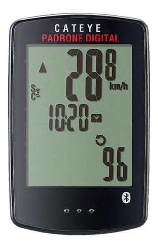 ciclocompudador cateye padrone digital
