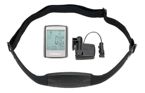ciclocomputador inalámbrico  velocimetro,cadencia,pulsómetro