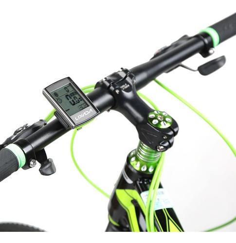 ciclocomputadora bicicleta inalambrica  wireless cadencia