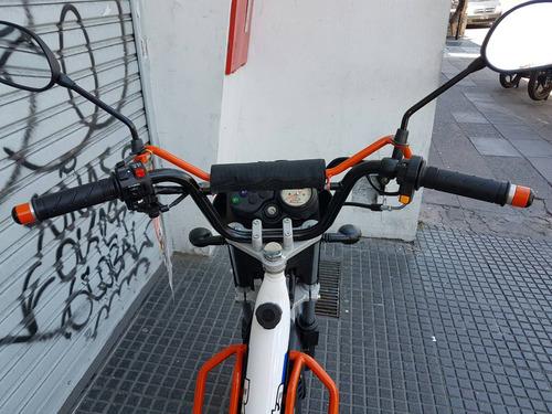ciclomotor beta four 90 automatico 0km 2017 delivery 12/10