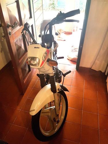 ciclomotor beta neos 50cc - unico dueño