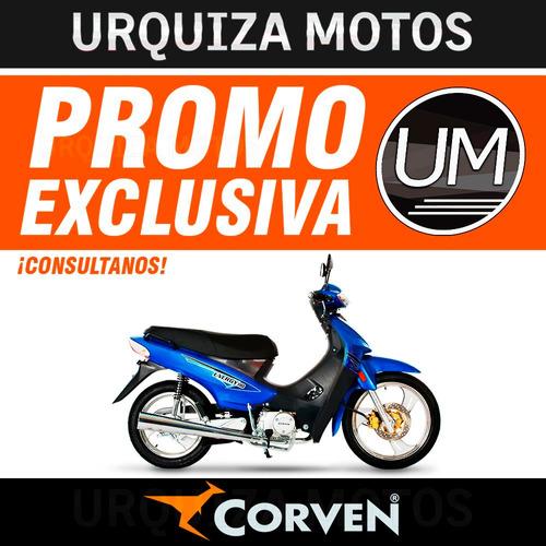 ciclomotor cub corven energy 110 r2 full 0km urquiza motos