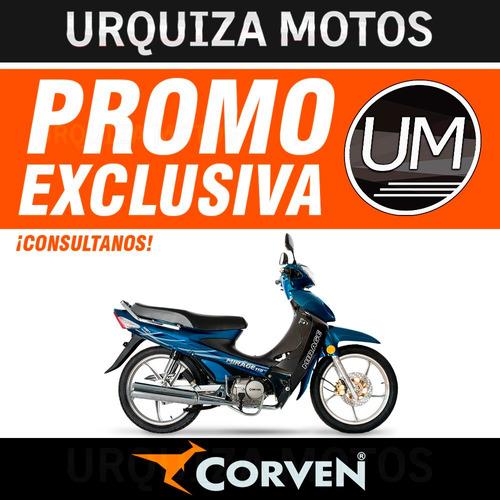 ciclomotor cub corven mirage 110 r2 full 0km urquiza motos