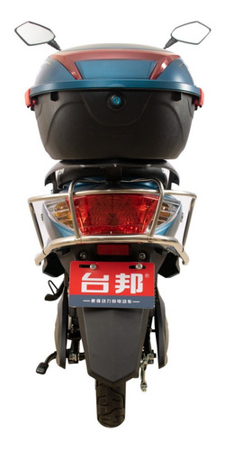 ciclomotor eléctrico bicicleta moto scooter 1000w