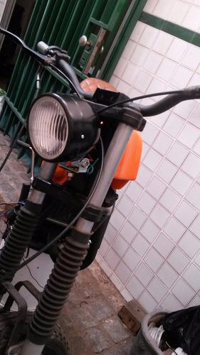 ciclomotor juki 80 4t (modificada)