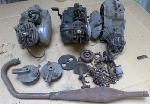 ciclomotor legnano sport 1958