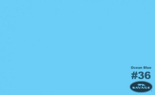 ciclorama papel fondo ocean blue para estudio fotografico