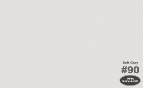 ciclorama papel fondo soft gray para estudio fotografico