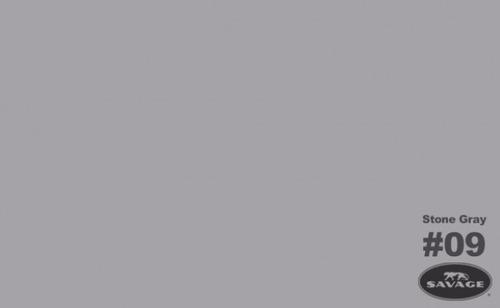 ciclorama papel fondo stone gray p/ estudio fotografico