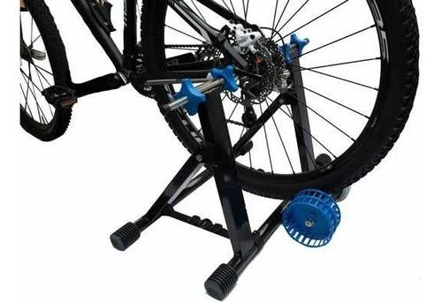 ciclosimulador spinning clásico soporte bicicleta estática