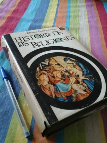 cid, riu, castillo historia de las religiones tapa dura
