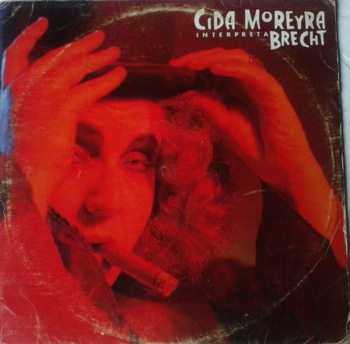 cida moreyra - interpreta brecht -  lp - ver o video