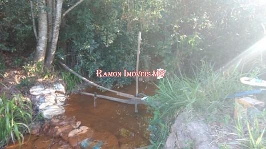 cidade adm. mg sítio 2300m² terra cultura muita agua gbhte
