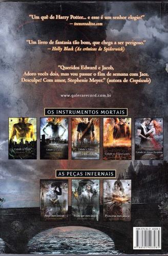 cidade das almas perdidas (5) - os instrumentos mortais