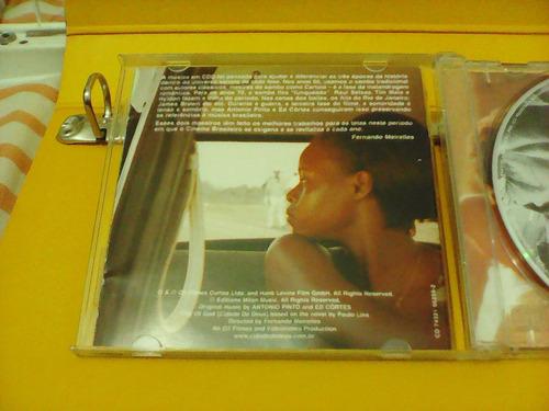 cidade de deus - trilha sonora original - cd