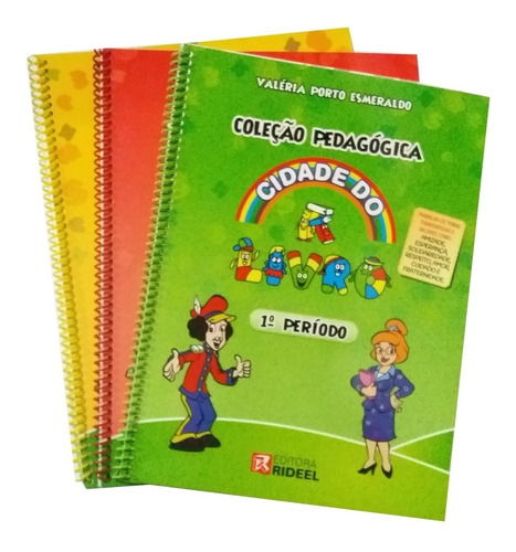 cidade do livro maternal 1º e 2º períodos