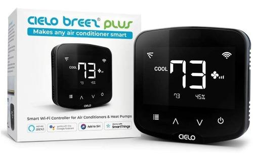 cielo breez plus smart control aire  acc wifi, alexa, google