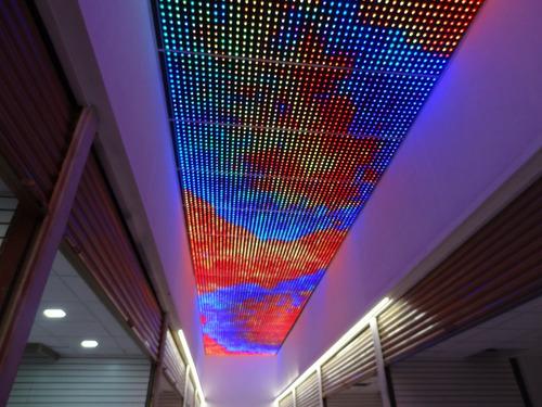 cielo de leds 196 pixeles por modulo