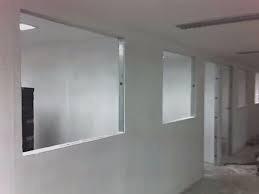 cielo raso acústico divisiones  cuartos en drywall 931366148