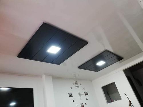 cielo raso en pvc para techos