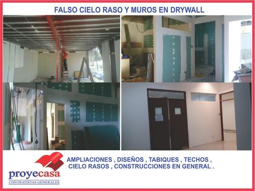cielo-raso-instalación-baldosas-drywall-pvc -923235674