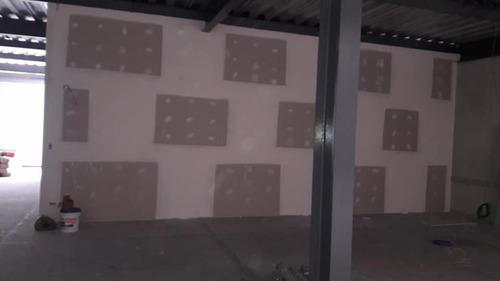 cielo raso y paredes  en gypsum
