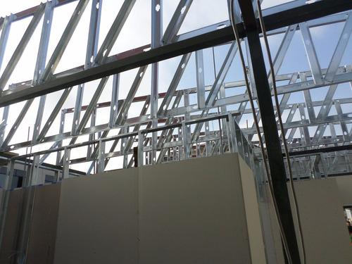cielo rasos baldosas techos de policarbonato sistema drywall