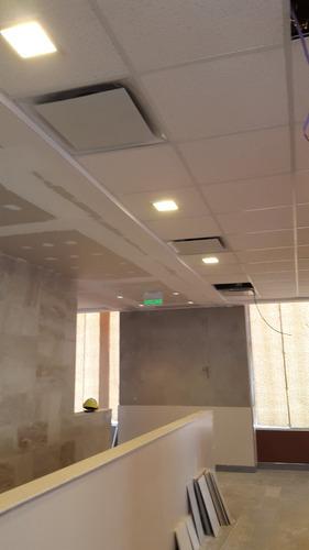 cielorraso desmontable durlock colocado c/ material m2 $370