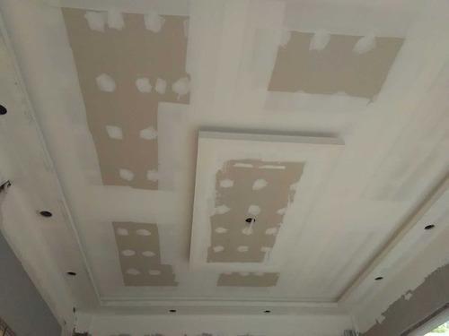 cielorraso durlock mano de obra con materiales x m2