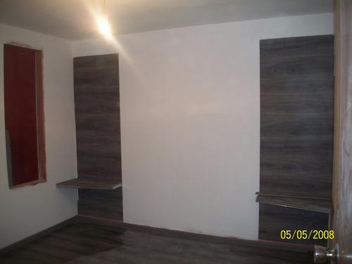 cielorraso en placa de yeso, listo para lijar x m² $590