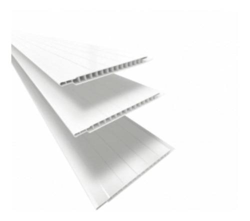 cielorraso pvc 6mts blanco