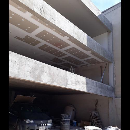 cielorrasos durlock colocación, materiales, tabiques, pilar