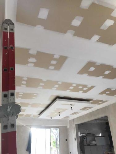 cielorrasos durlock drywall colocación calidad garantizada