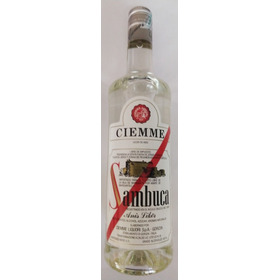 Ciemme Sambuca Anise Liqueur - Licor De Anis