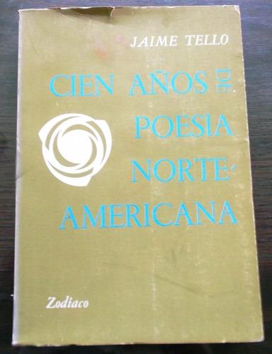 cien años de poesía norteamericana
