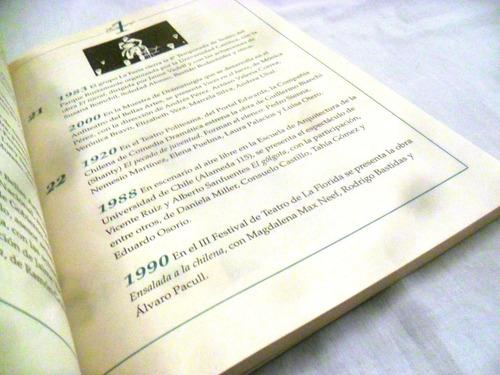 cien años de teatro (1900-2000) / fernando sáez