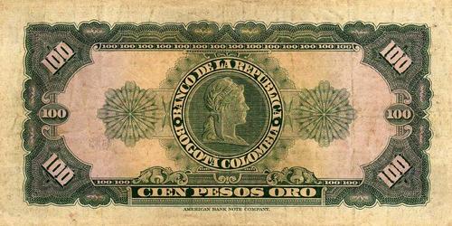 cien pesos oro