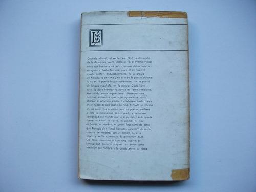cien sonetos de amor - pablo neruda - poesía - losada