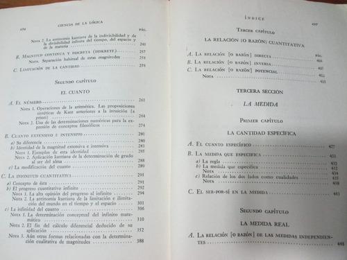 ciencia de la logica por g.w. hegel  -tomo 1