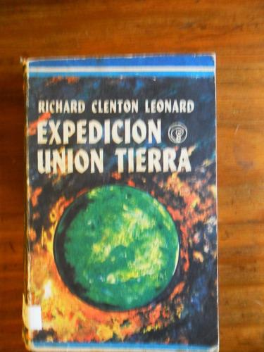 ciencia ficcion expedicion union tierra r. clenton leonard