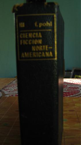 ciencia ficcion norteamericana