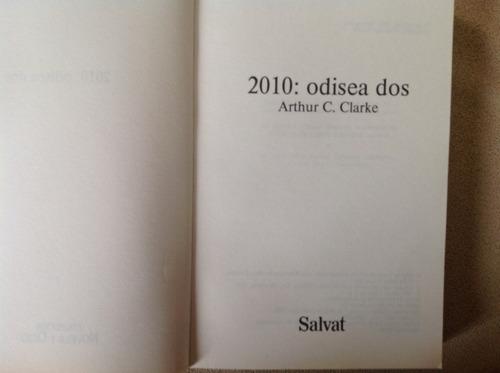 ciencia ficción odisea 2010 artur clark.
