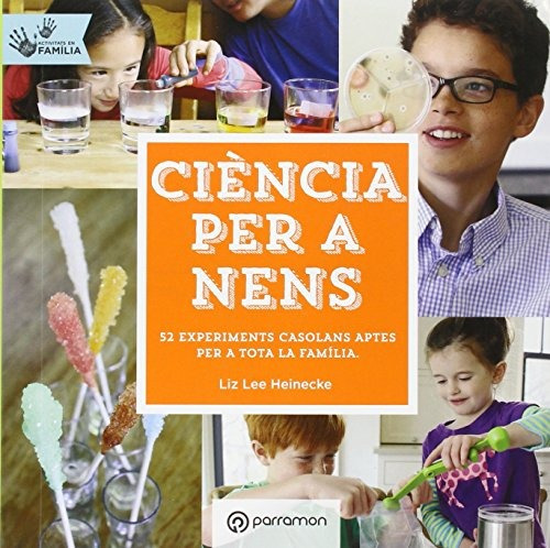 ciència per a nens (¡eureka!) li. envío gratis 25 días